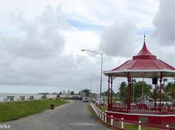 Seawall Bandstand